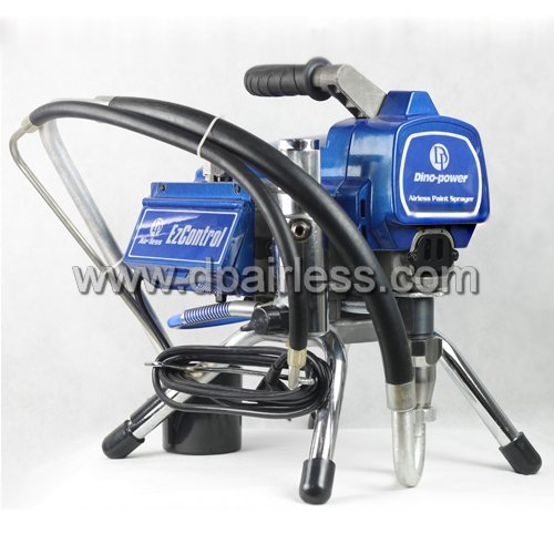 Pneumatic airless sprayer airless painting sprayer spray for Air or airless paint sprayer