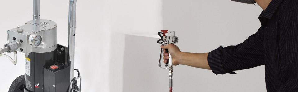 How To Use An Airless Sprayer Painting Dp Airless Paint Sprayer