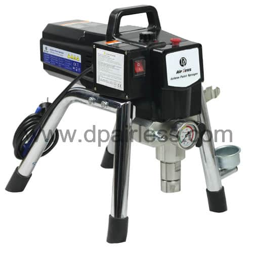DP-6321i/DP-6325i High Performance Electric Airless Paint Sprayers