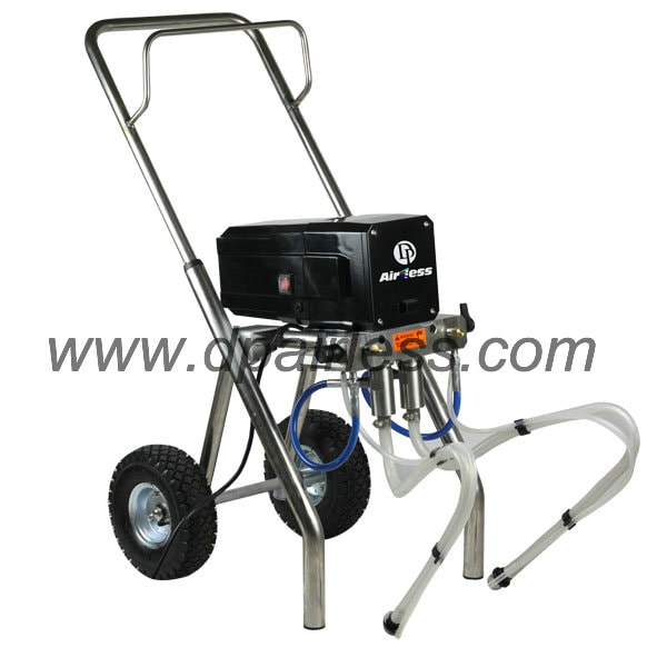 DP6840T electric 2 components sprayer