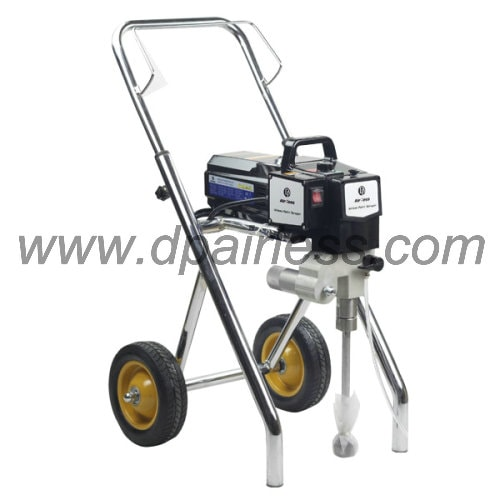 DP-6321ih/6325ih Pro airless paint equipments with high trolley cart