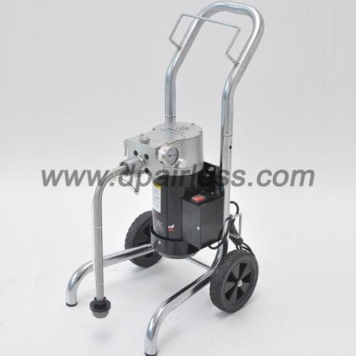 аппаратом-безвоздушного-распыления-мембранного-насоса-750Вт