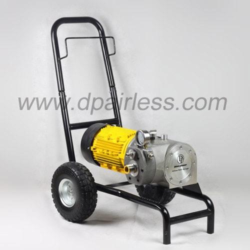 DP-6870 Мембранный окрасочный агрегат безвоздушного распыления 7л/мин