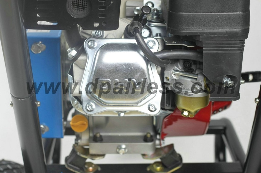 6845.motor a gasolina pulverizador airless