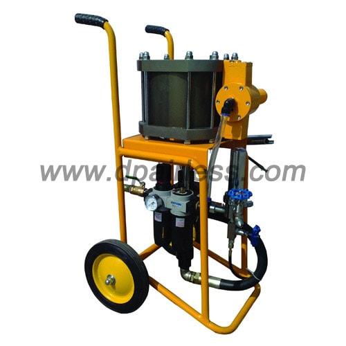 DP-6391 поршневой окрасочный аппарат высокого давления с пневмоприводом
