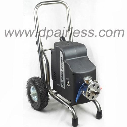 DP-6830/6835 профессиональной электрический окрасочный аппарат безвоздушного распыления с мембранным насосом