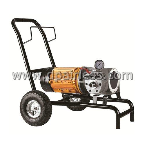 DP-6870 7L equipamento de pulverização de tinta para serviços pesados