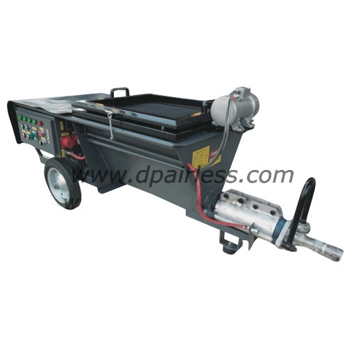 DP-N6 Cement Mortar Spraying Machine ( without MIXER, without COMPRESSOR, same as Putzmeister S5 )