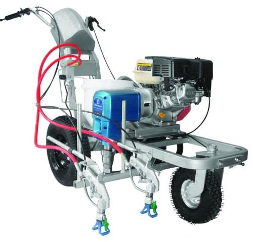DP3400L estrada gasolina máquina de marcação