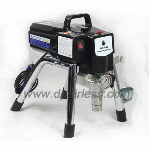 DP-6321(i) / DP-6325(i) Série High Performance Pequenos Pulverizadores Airless Elétrica