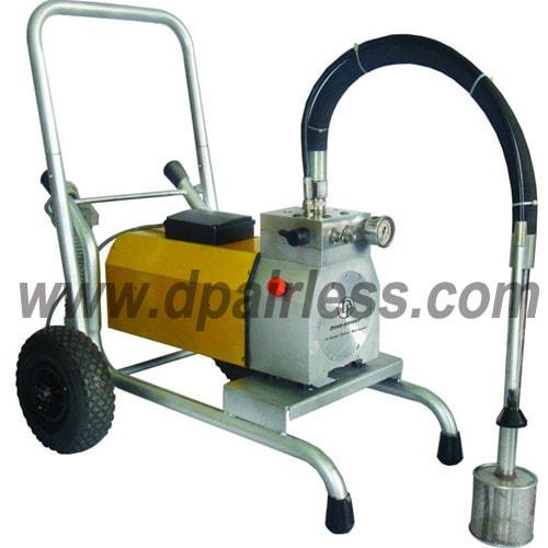 DP-6860 6л/мин большой производительностью Окрасочное оборудование безвоздушного распыления