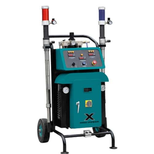 Polyuretanskumreaktionsmaskine, Polyurea Sprayer