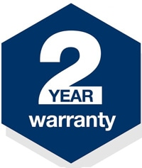 2 YEARS WARRANTY FOR DP-63 AIRLESS SPRAYERS