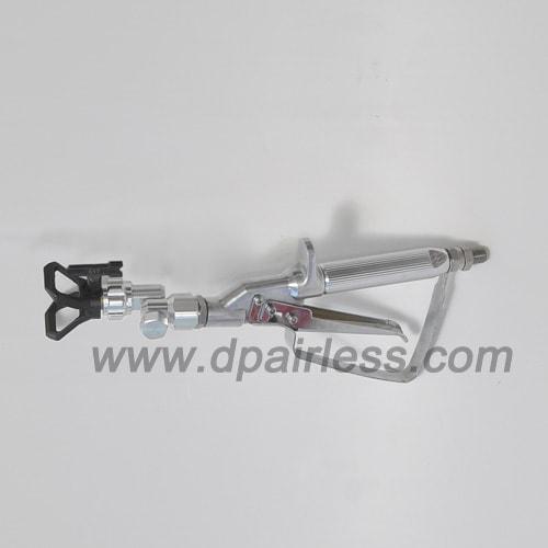 DP-6375 прямой тип ручка безвоздушного Пистолет окрасочный 270Бар