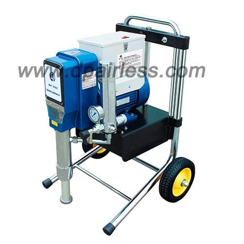 DP-6880 профессиональное окрасочное оборудование для шпаклевочных