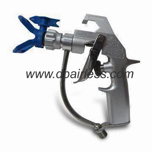 DP-6376 безвоздушного Пистолет окрасочный Silver Plus