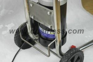 chariot à roues pour faciliter le déplacement