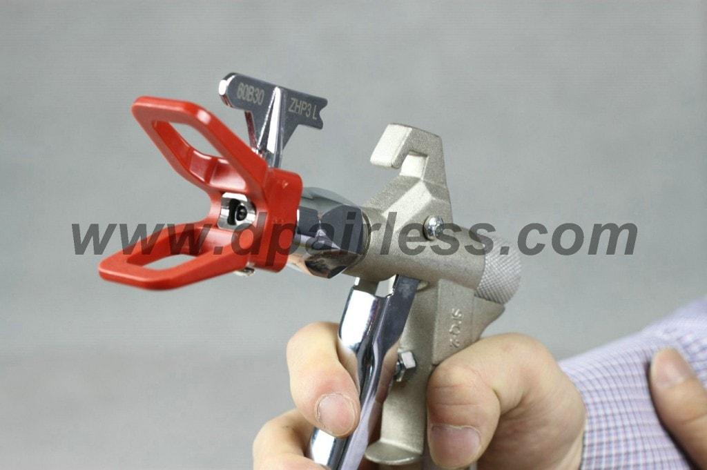 DP-6880 Hochleistungs-Airless Spritzgerät für Spachtel Gips, 09
