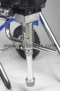 Airless Piston Pump