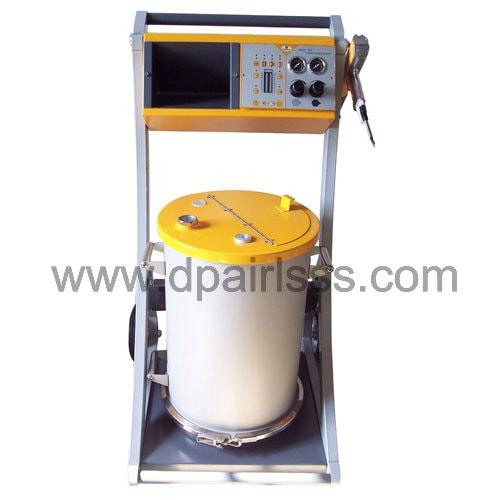 Équipement de revêtement en poudre électrostatique
