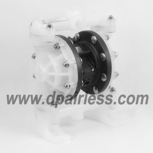 DP-K157 pompă dublă membrană