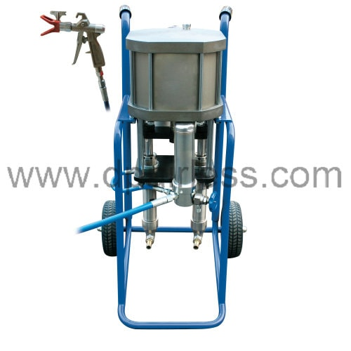 DP-T6512 Two Components Spray Machine