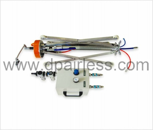 IP02 Internal pipeline paint sprayer