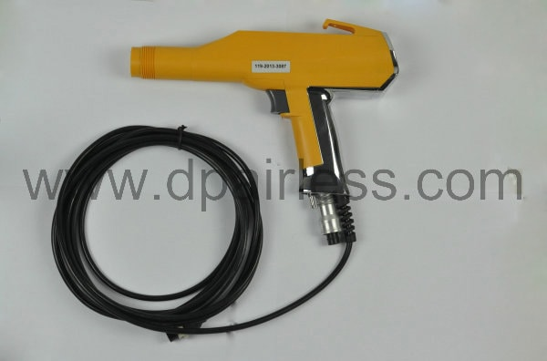 spray gun Electrostatic Powder Coating Machine