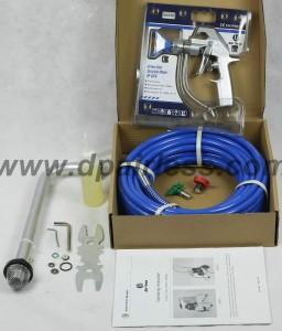 Standard-Zubehör für DP-6820 Tragbare Airless Spritzgerät Membranpumpe