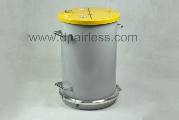tank of Electrostatic Powder Coating Machine
