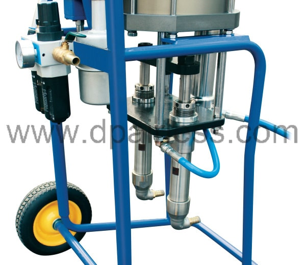 Two-component airless sprayers (2)