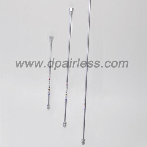 DP637LT longo-extensão-pólos