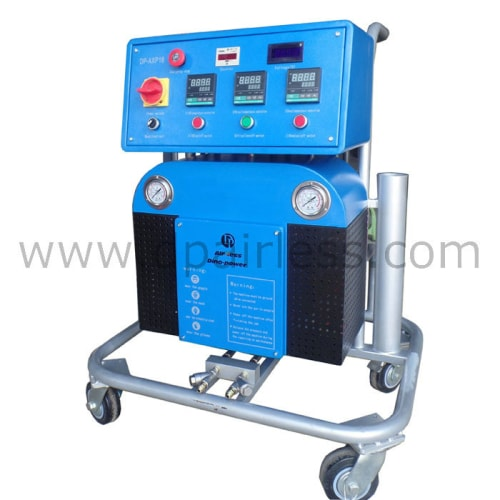 DP-AXP18 Air-driven polyurea spraying machine