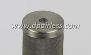 DP-637FM2 manifold pump filter 2-layers end