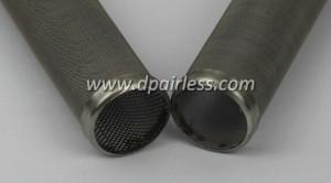 DP-637FM2 manifold pump filter 2-layers VS 1-layer