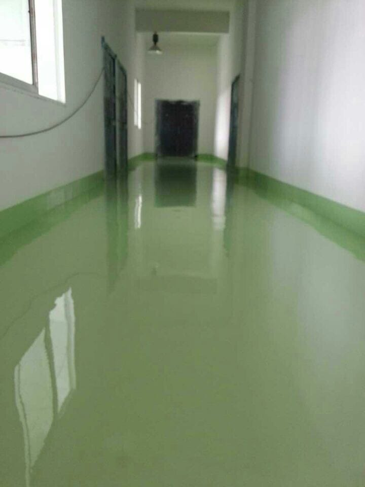 Which Airless Paint Sprayers Can Spray Flooring Epoxy Sprayer