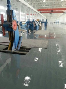 spray flooring epoxy paint