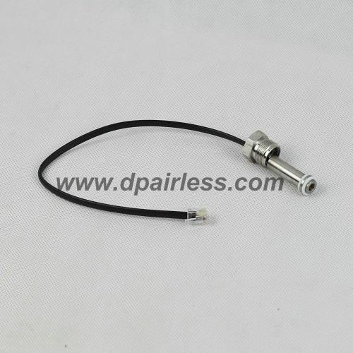 transducer for pressure control