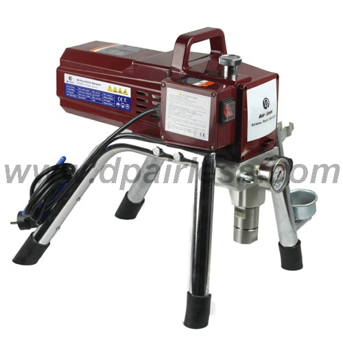 DP-6318 eléctricos Equipamiento Airless pintura