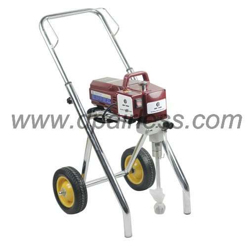 DP-6318H electric airless paint equipments with high trolley cart