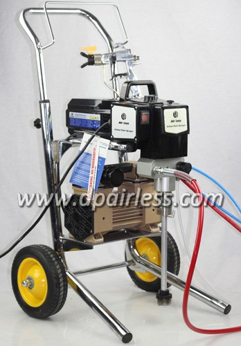 Finsh Finish Pro 6321i Air-mix Airless Electric Sprayer