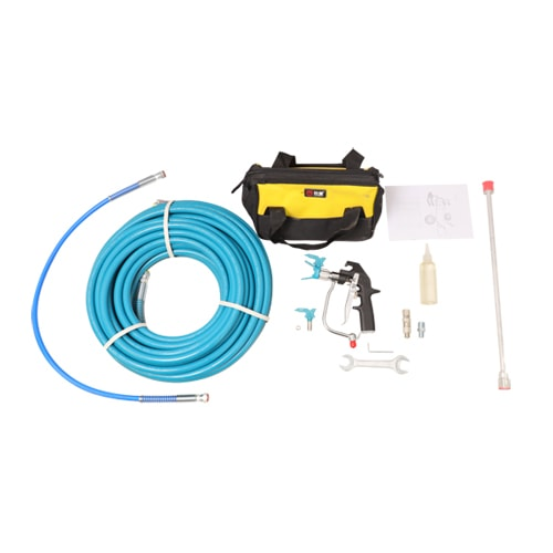 Accessories for DP-9600G Gas Hydraulic Airless Sprayer