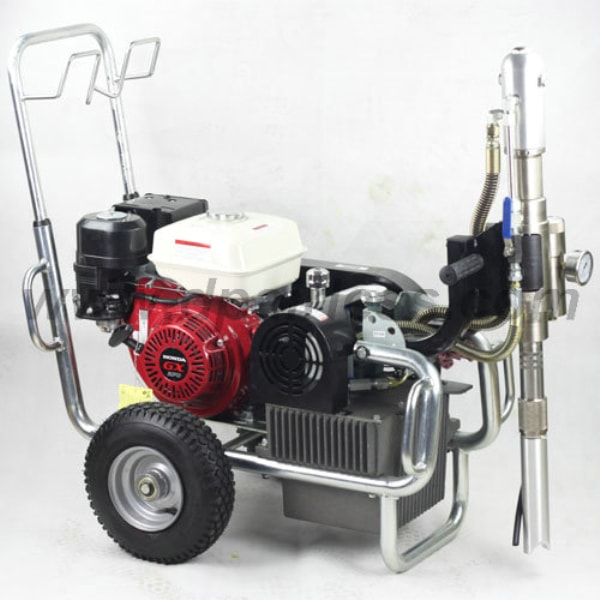 DP-9600 Hydraulic Airless High-Pressure Spraying Unit (Petrol Powered)