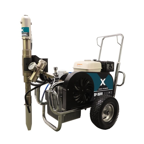 DP-9600G Gasoline Hydraulic Airless Paint Sprayer