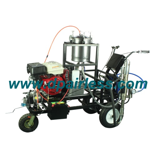 DP-LC860 Hydraulic Powered Line Marking Machine