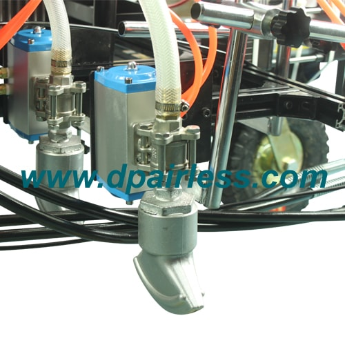 Glass Bead Dispenser for DP-LC860 Hydraulic Line Marker