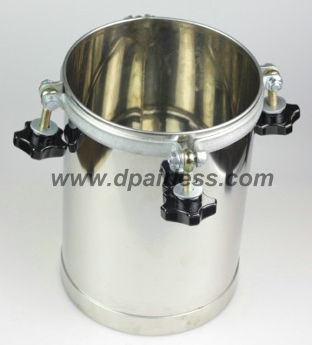 Stainless Steel Pressure Tank 10l Dp Airless Paint Sprayer