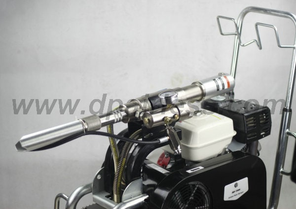fluid pump of Hydraulic Airless High-Pressure Sprayer