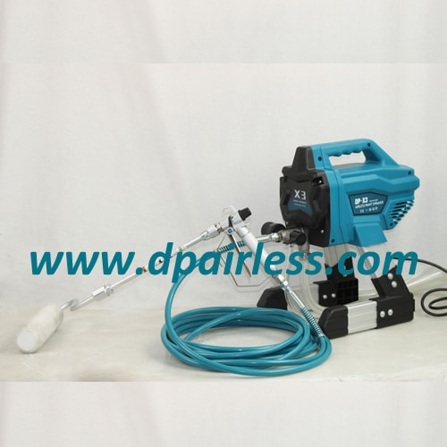 DP-X3 Electric Airless Paint Sprayer with Roller