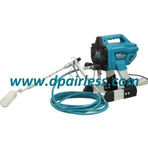 DP-X3 Electric Airless Piston Pump with Roller